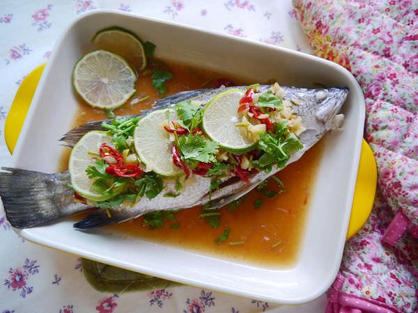 ☆∴潔思米上菜∴☆泰式檸檬魚