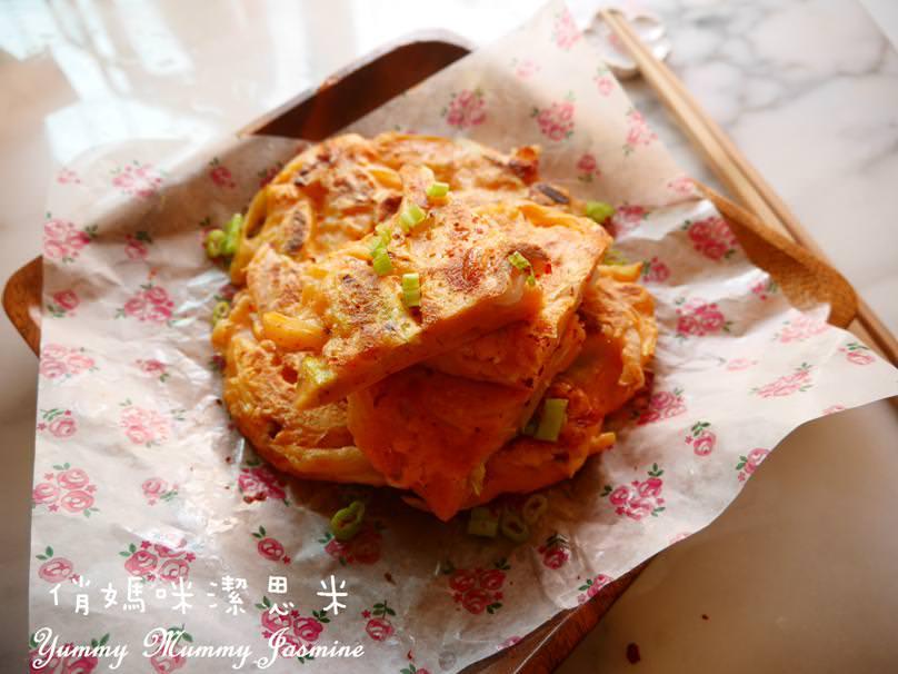 好愛韓式料理以及?韓式泡菜煎餅?順便分享最近韓劇小心得!
