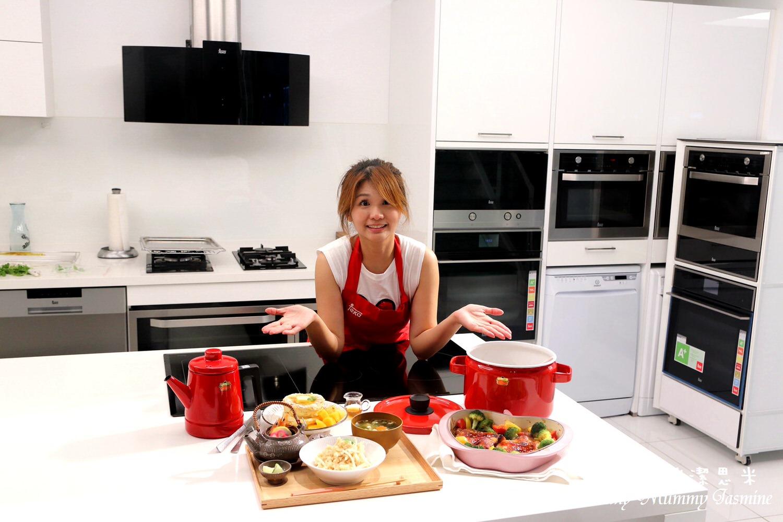 夢想中的廚房❤多機運用的德國TEKA系統廚具❤蒸烤爐、感應爐 X 讓主婦也可輕鬆優雅端出各式料理@客林渥ClearWell