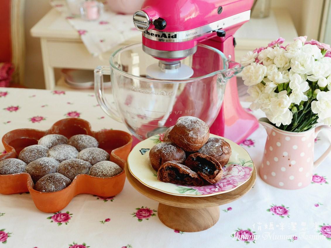 💥黑眼豆豆爆漿餐包!💥向經典致敬🌺KitchenAid攪拌機。莓果紅、蜜桃粉🌺即將絕版不復刻的此時此刻!
