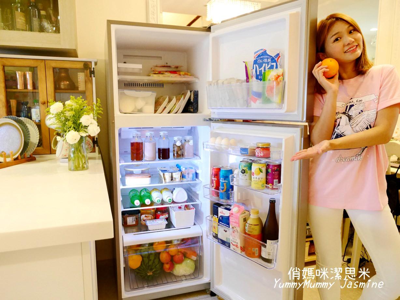 【小家精巧設計。大空間容量電冰箱】TOSHIBA東芝。305公升一級能效超靜音X變頻電冰箱(GR-A320TBZ N)。讓我們來一窺究竟!