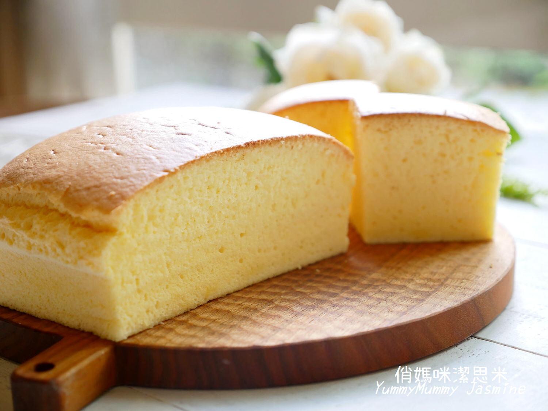 ❤古早味蛋糕。棉花蛋糕 Castella Cake ❤ 更好上手的進化版!