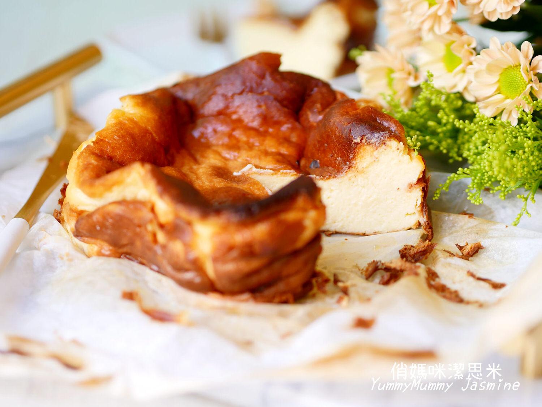 網紅蛋糕❤巴斯克起司蛋糕❤我很醜但我很好吃!