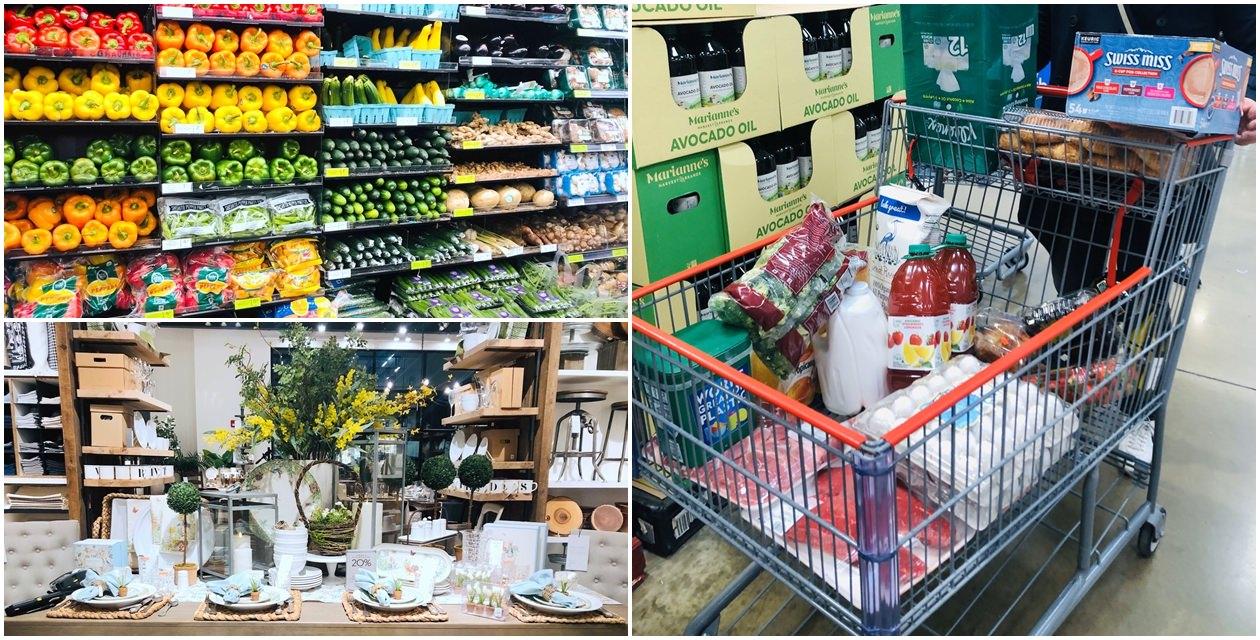 ‖米媽家🏠在美利堅‖美國生活購物大不同!!!食品超市、家居用品、網路購物多元超好買!