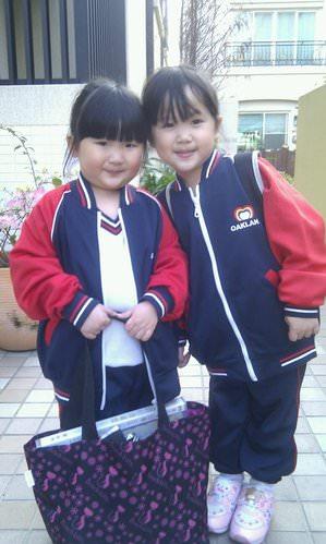 .:*:・寶貝姊姊上學去.:*:・新學校新生活╭☆
