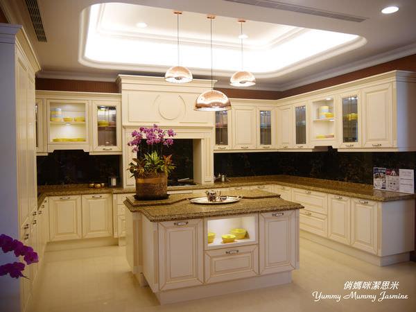 台灣終於有專業又超美的不鏽鋼廚櫃品牌了❤ 美觀又耐用的Fadior不鏽鋼藝術櫥櫃!