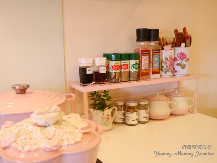 [廚房收納]向日本主婦學習質樸收納❤好感小物分享~