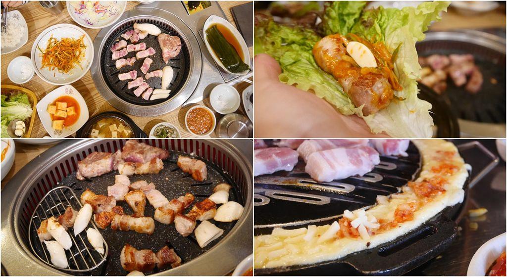 我在首爾大口吃遍三家烤肉❤姜虎東(東大門) ❤麻浦海鷗(弘大)❤黃金牧場(明洞)X內附地圖