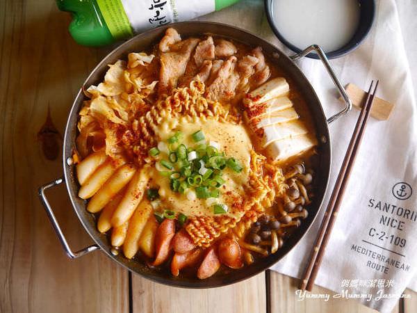 ❤韓式部隊鍋❤부대찌개