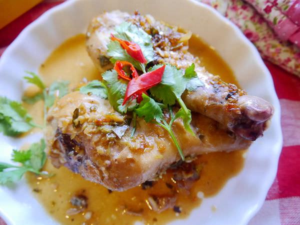 ☆∴潔思米上菜∴☆泰式烤雞