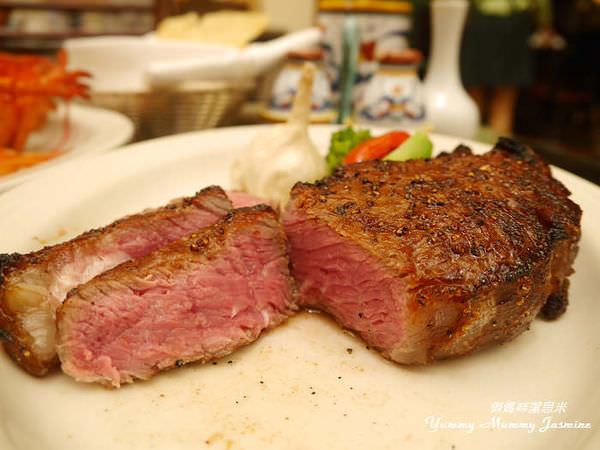 [頂級牛排]網友票選第一。乾式熟成牛排料理@西華飯店Toscana