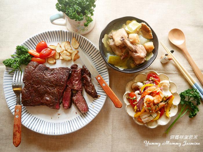我和飛利浦的輕鬆下廚時光❤氣炸鍋HD9240 X汽鍋醇湯煲HR2210❤
