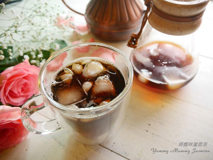 [49號咖啡館]我想要喝一杯冰咖啡❤手沖咖啡也可以做冰咖啡唷!(比例分享)